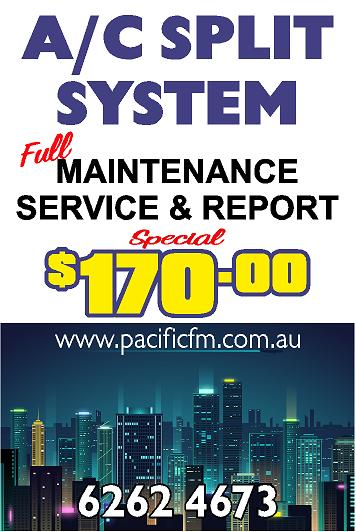 Special AC Service Offer